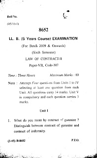 https://www.lawnotes4u.in/2018/10/previouslast-years-question-paper-law-of-contract-LL.B..html