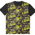 Foothill Street, South Pasadena1, CA Bumblebee Graphic T-Shirt by Mistah Wilson Photography