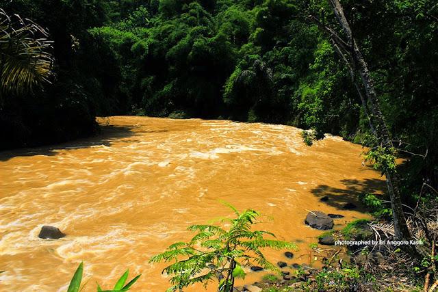 View lain kelokan sungai Citanduy