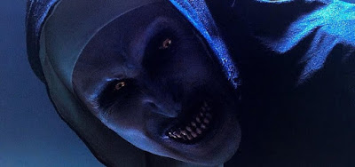 Bonnie Aarons interpretou o demônio Valak, que atormentou as noviças de A Freira (2018)
