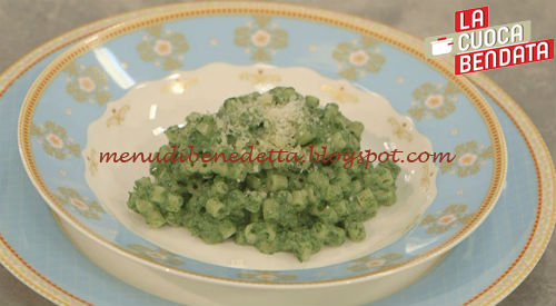 La Cuoca Bendata - Pasta dello svezzamento ricetta Parodi