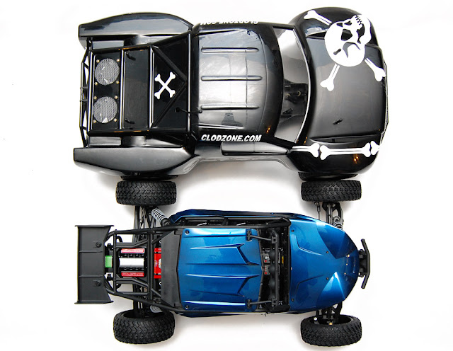 Axial Exo Terra team associated sc10