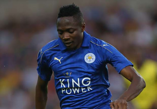 Musa: Another Nigerian set to dazzle in the Premier League?