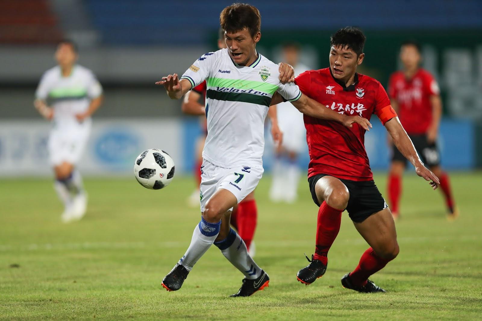 K League 1 Preview: Jeonbuk Hyundai Motors v Sangju Sangmu