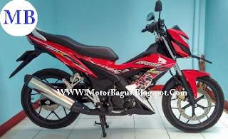 Daftar harga motor Honda Sonic 150R bekas