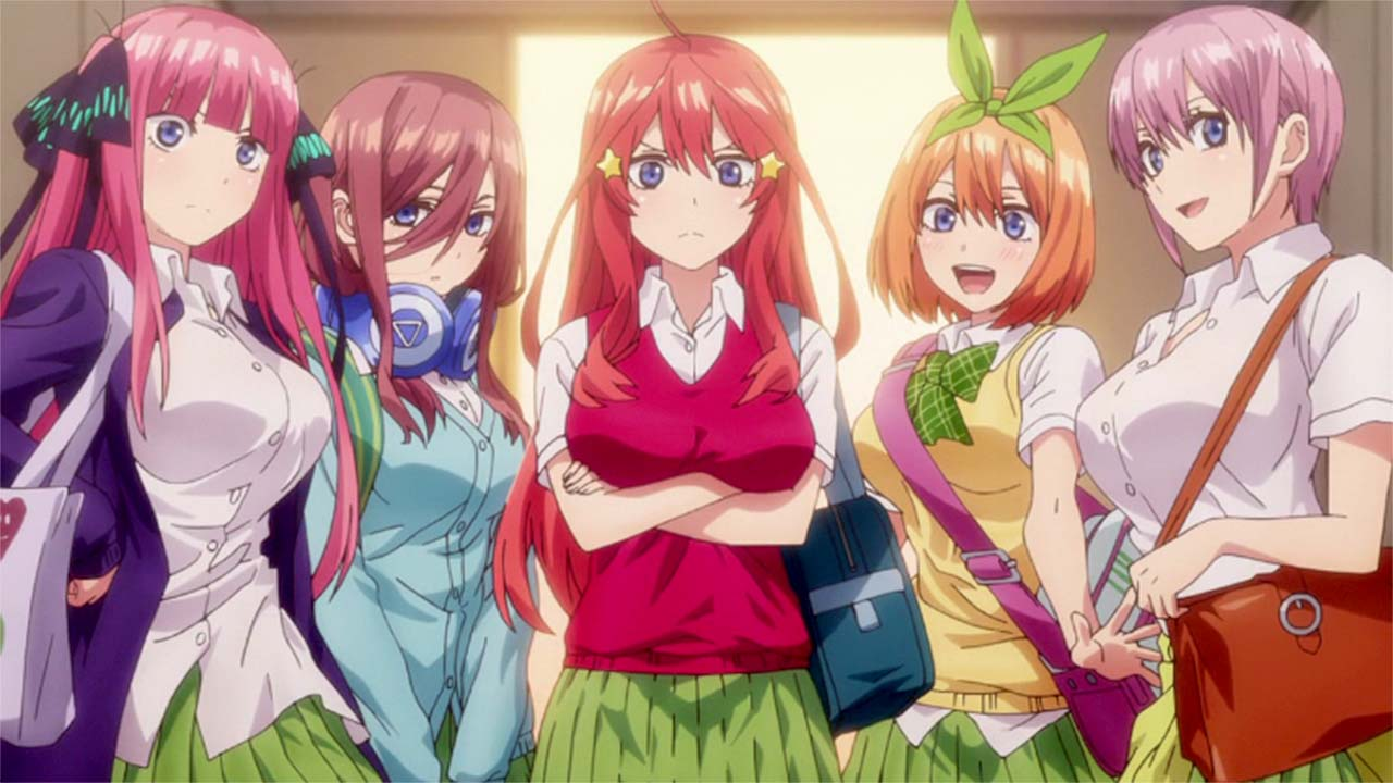 Gotoubun no Hanayome Episode 1 Subtitle Indonesia