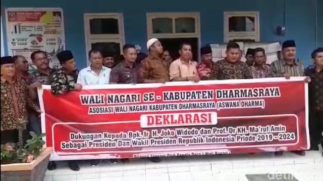 Gerindra: Wali Nagari di Sumbar Dukung Jokowi, Bawaslu Harus Tindak