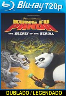 Assistir Kung Fu Panda Segredos do Pergaminho Dublado