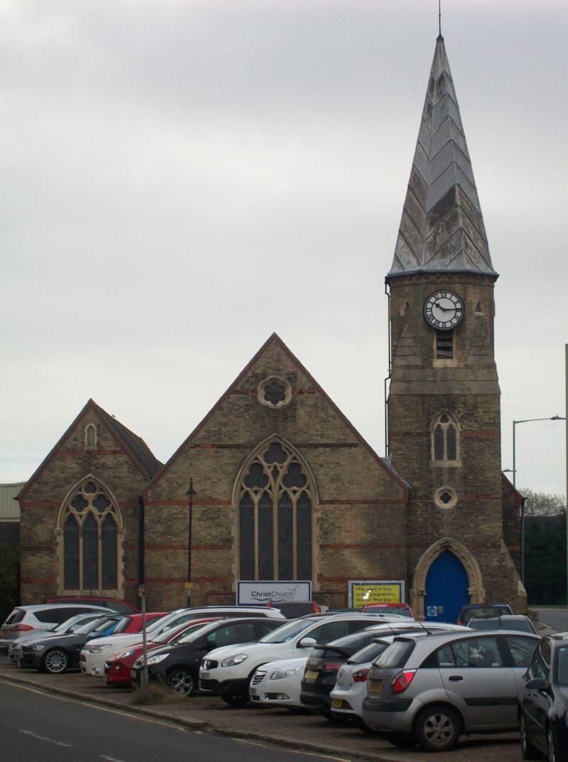 Ancestral Trials and Tribulations: Christ Church, Lowestoft