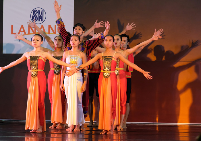 Ang Sultan, Ballet Phillipines in Davao