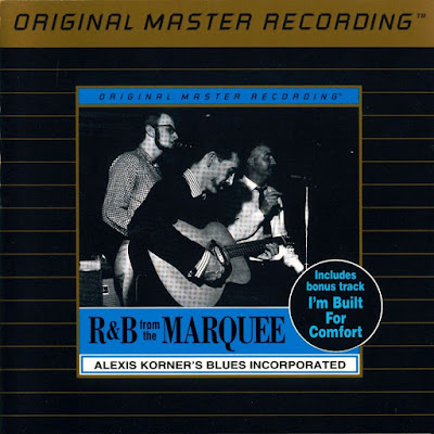 Alexis Korner's Blues Incorporated - R&B From The Marquee  (1962)
