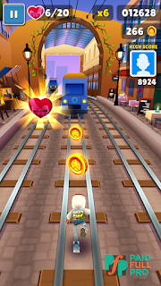 Subway Surfers apk Mod download