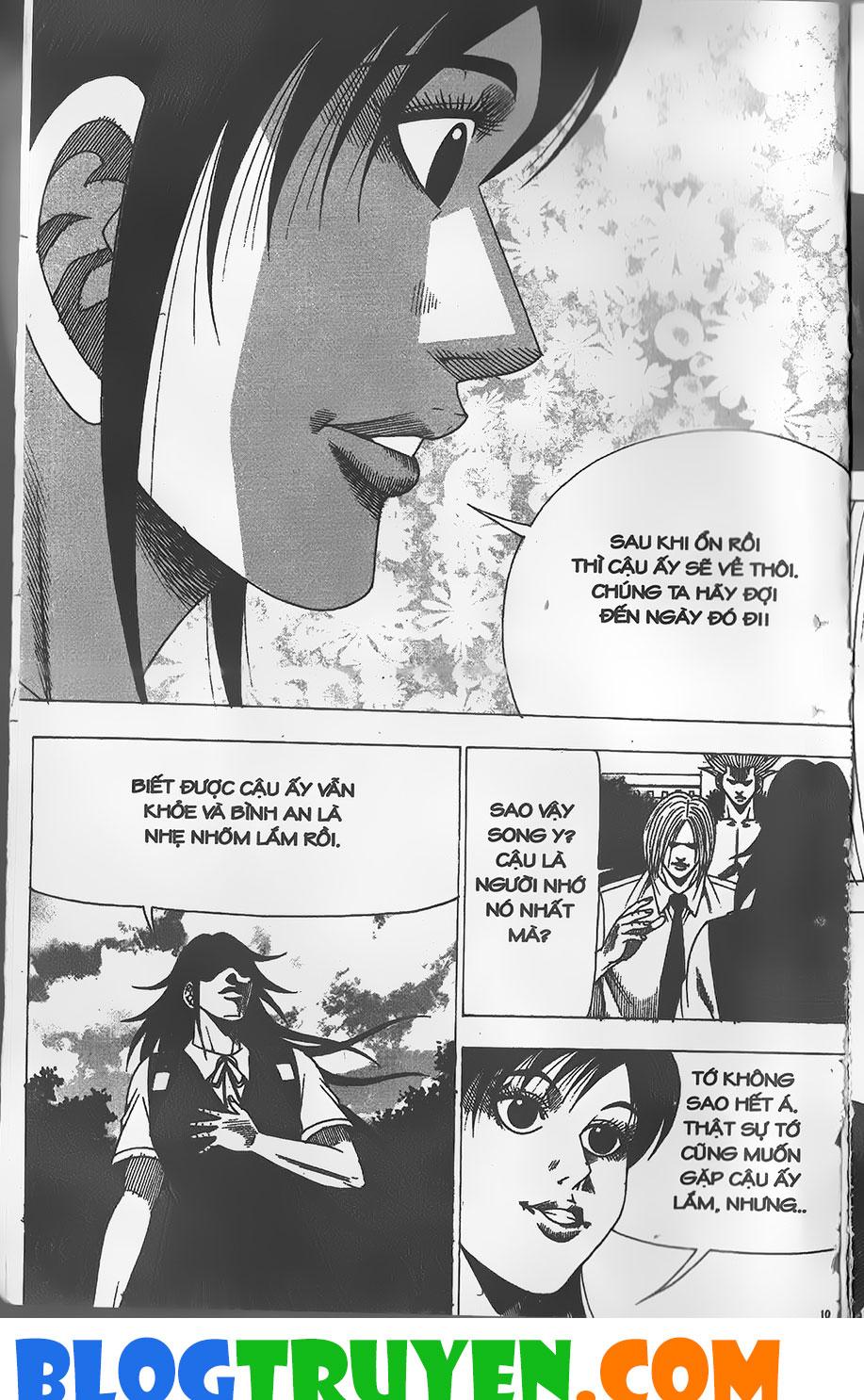 Bitagi - Anh chàng ngổ ngáo chap 267 trang 5