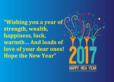 Happy New Year Inspiring Sayings Whatsapp