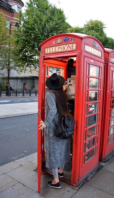 Telefon Kulübesi Londra