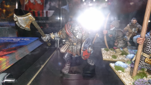 Plastic Fantasy Orcs Osprey and Northstar Miniatures