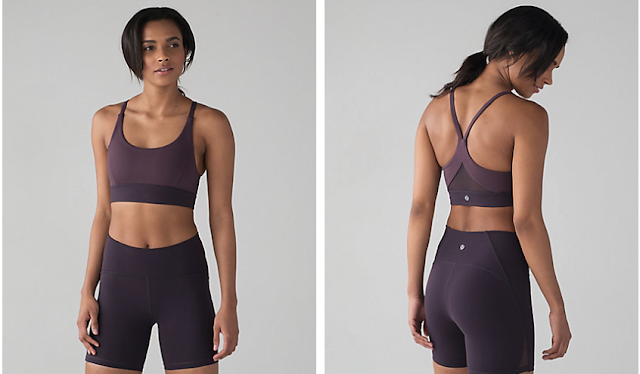 lululemon train-time-bra