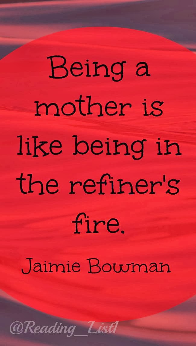 Refiner's fire   {Reading List}