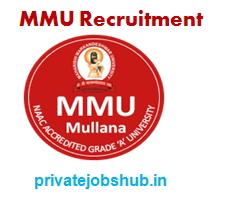 MMU Recruitment