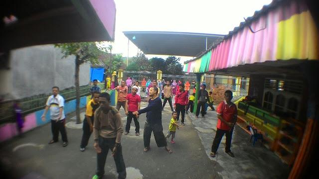 Bugar dan Ceria Bersama Senam Sehat PKS Nusantara