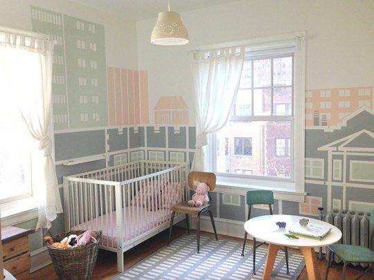 decoração acessível quarto de criança, blog Achados de Decoração