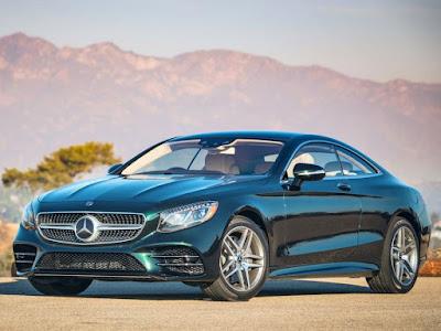 Voiture Mercedes S560