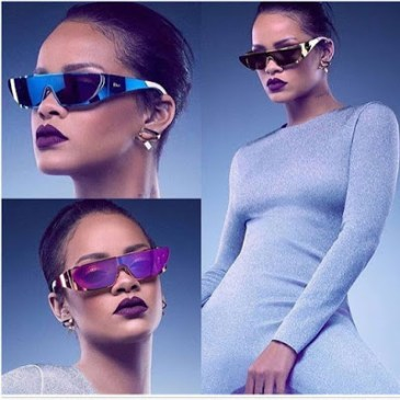 Actress, Singer, Model, @ Rihanna - Christian Dior & Rihanna Eyewear 2016