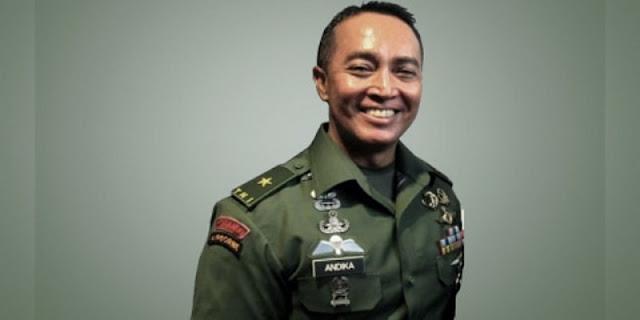 Ditunjuk Jadi KSAD, Andika Perkasa Jalani Pangkostrad 4 Bulan Saja