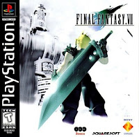 FFVII box art