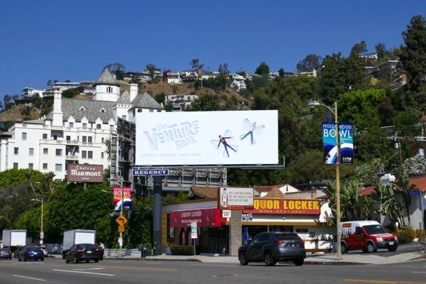Venture Bros season 7 billboard
