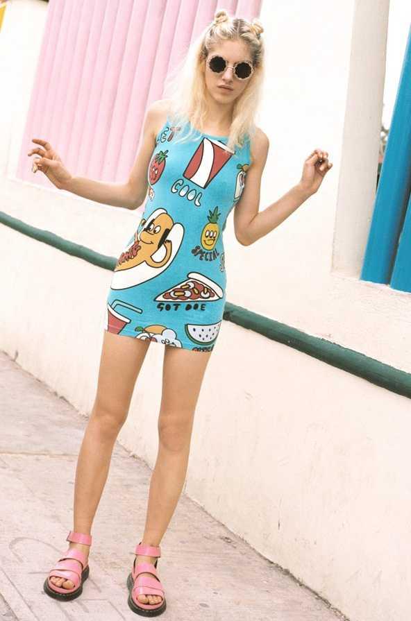 Biodata Naomi Preizler Model Cantik Argentina