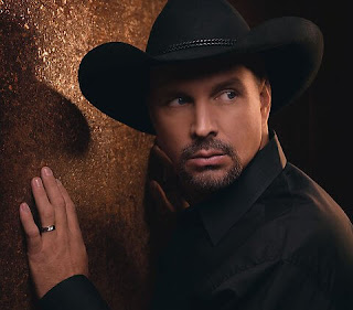 Garth Brooks top selling country music artistes