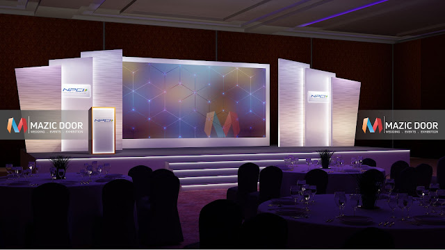 Conference Stage Design 3