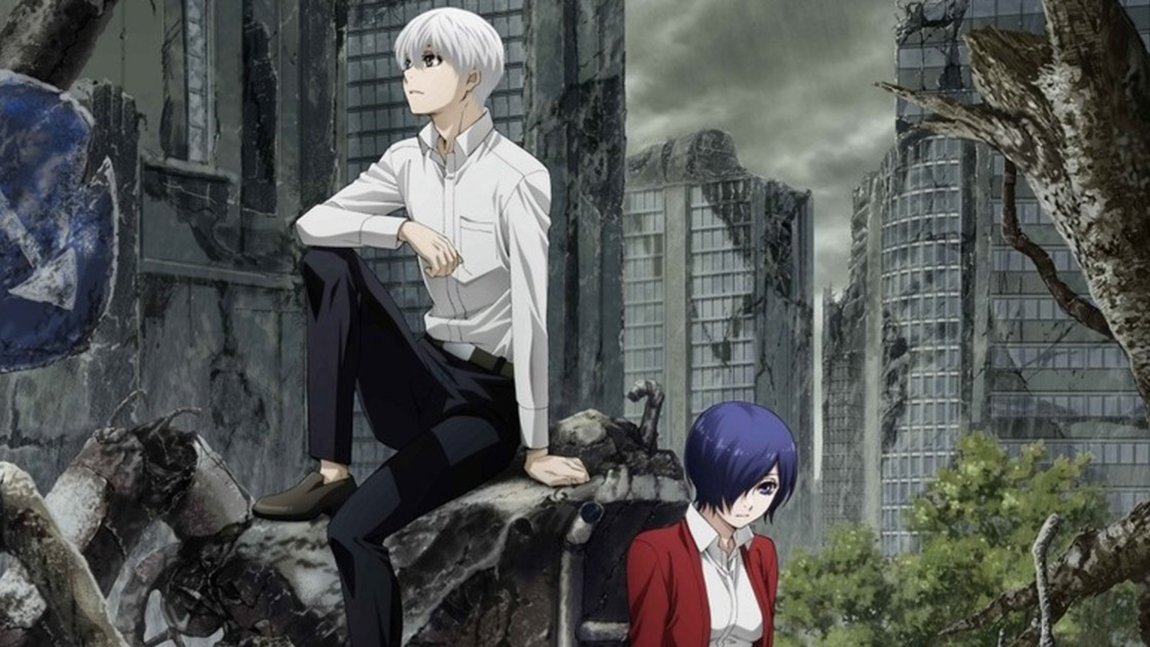 Tokyo Ghoul:re Season 2 Episode 1 Subtitle Indonesia