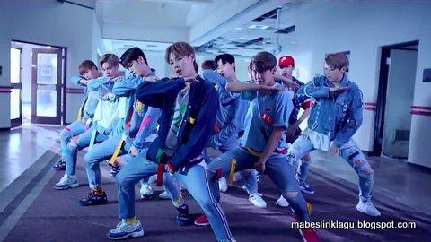 Wanna One - Energetic
