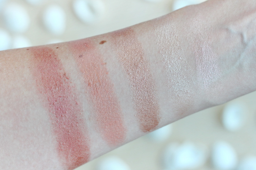 NABLA Glowy Skin stick Swatch