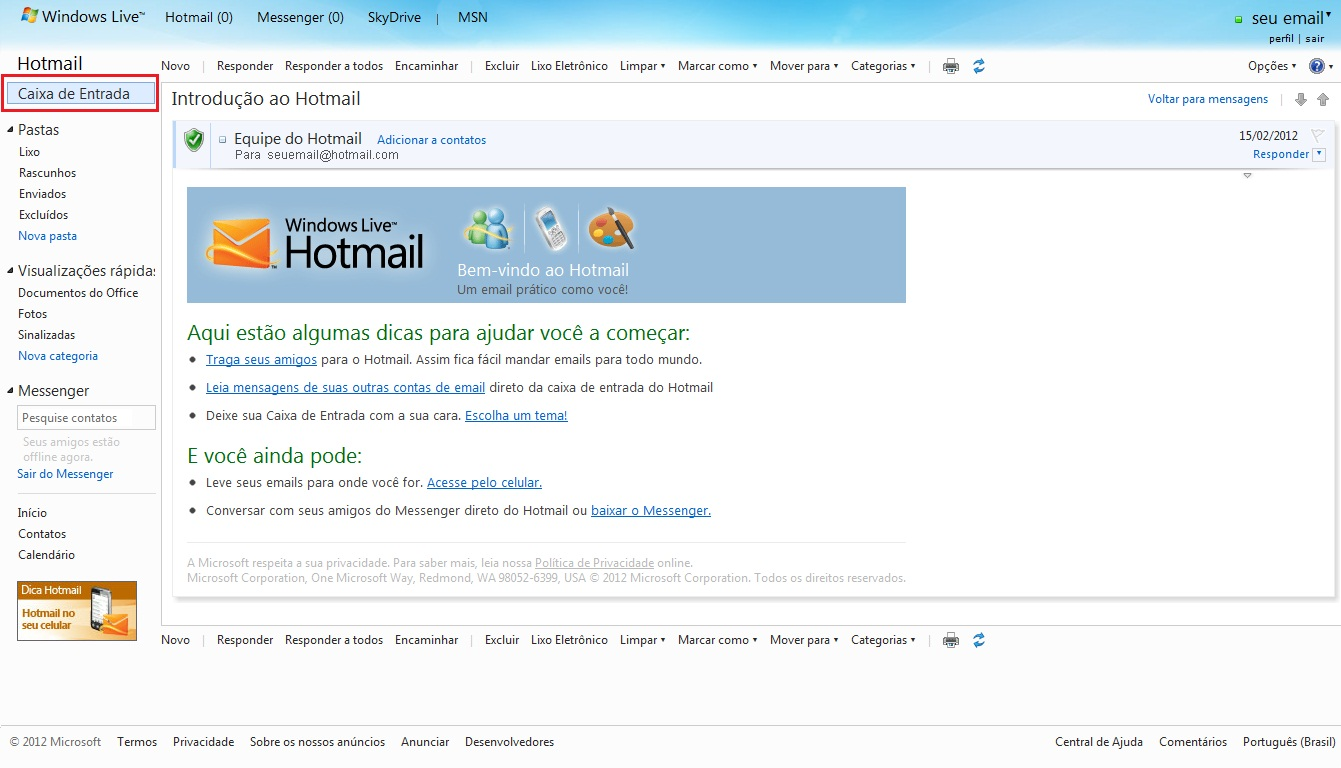 Hotmail personals Personals@Arts & Opinion
