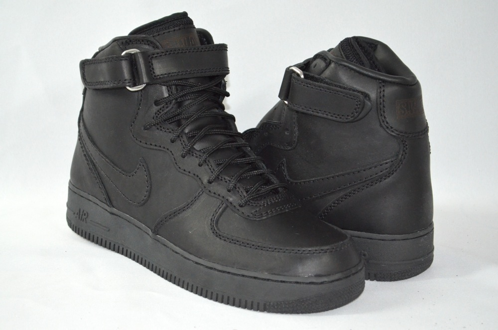 best authentic 67878 d4885 nike air force 1 swat steel toe for sale