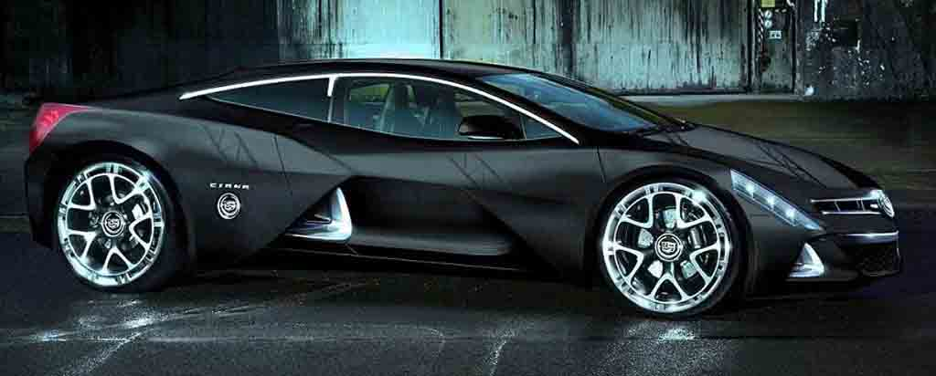 The Manufacturer Won T Reveal New Style Outside Body Car Contains A Quite Tasteful Vogue It S Not Stunning That Cadillac Ciana 2016 May Be