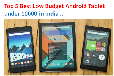 Best Budget Android Tablet