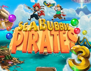 Sea Bubble Pirates 3 Puzzle Online Game