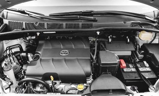 2018 Toyota Sienna Release Date