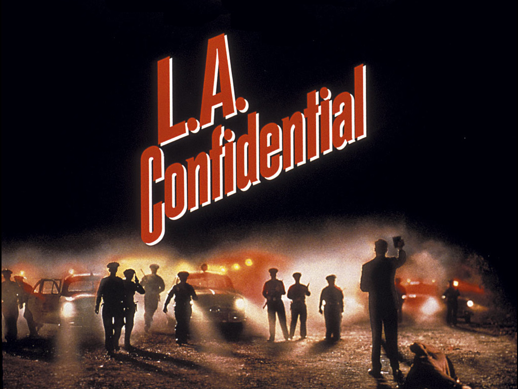 la confidential - the novel and film essay The maltese falcon essay examples  3 pages a comparison of la confidential and film noir 3,257  the portrayal of the characters in the movie and novel the.