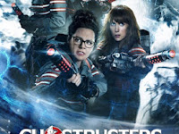 Download Film Ghostbusters (2016) TS Subtitle Indonesia