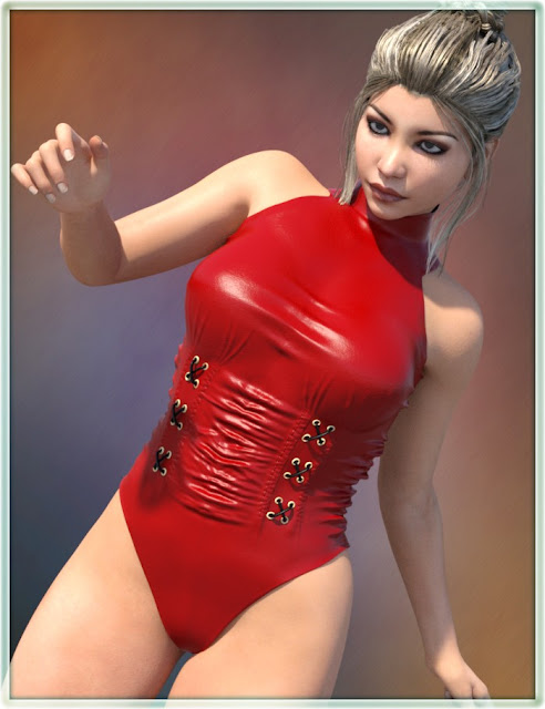 Carole Fashion for Genesis 3 Female
