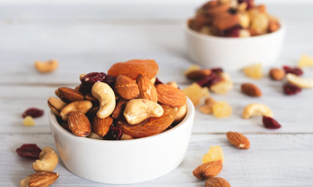 Οι 5 καλύτεροι ξηροί καρποί για την υγεία σας