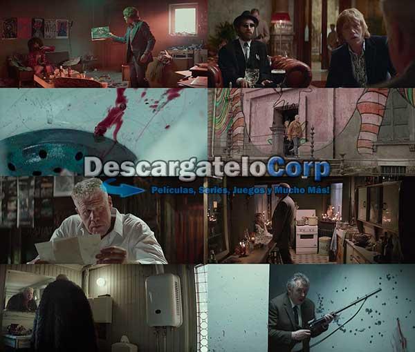 Lunaticos DVDRip Latino