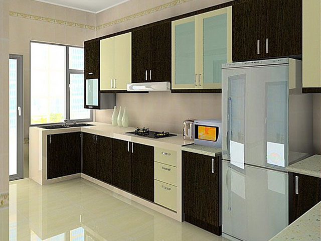 HOME & OFFICE RENOVATION CONTRACTOR: Condo Kitchen Design
