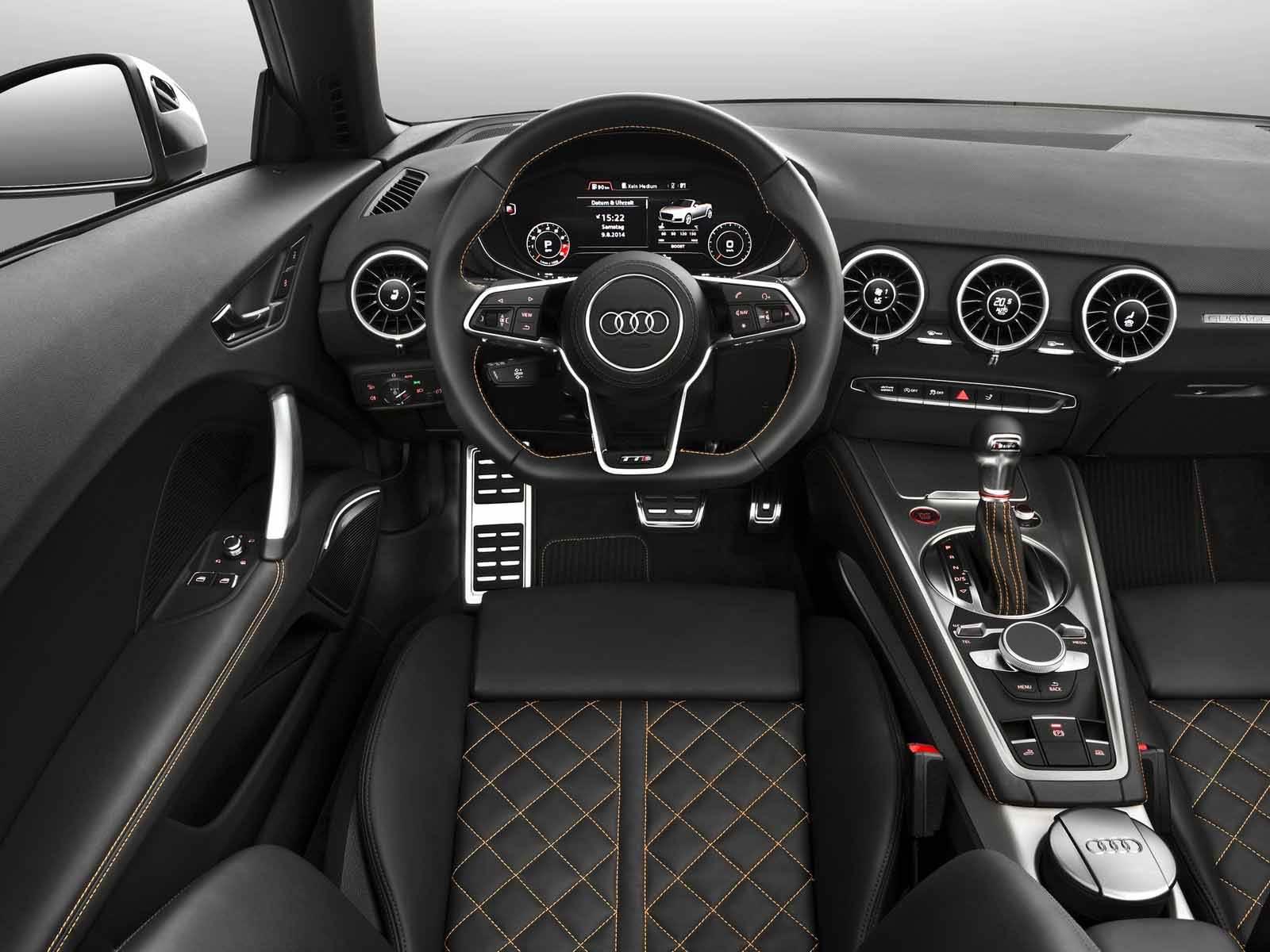 Novos Audi Tt E Tt S Roadster 2015 Especifica 231 245 Es