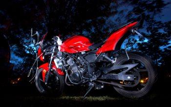 Wallpaper: Kawasaki Ninja Motorcycle